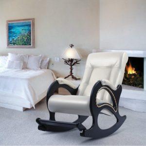 Кресло-качалка - стильный предмет интерьера