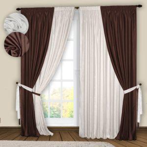 Ткань для штор: советы по выбору