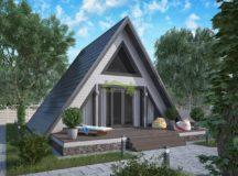 Компания Вальд Хаус: строительство бань из бревна