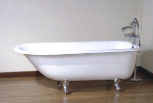 Вывоз чугунных ванн в СПБ