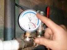 Проблема кратковременного повышения давления в системах отопления