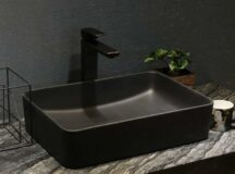 Умывальник и раковина в ванную комнату — выбор материала
